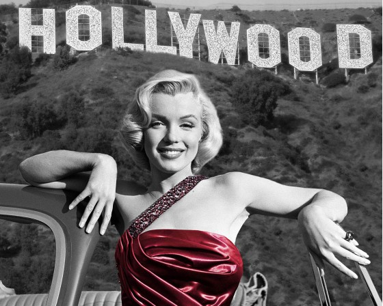 Marilyn Monroe in Hollywood - Diamond Dust