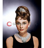 "Audrey Hepburn ""Breakfast at Tiffany's"" - Diamond Dust thumbnail 1"