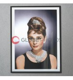 "Audrey Hepburn ""Breakfast at Tiffany's"" - Diamond Dust thumbnail 2"
