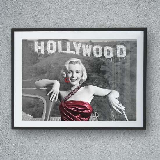Marilyn Monroe in Hollywood - Diamond Dust 2