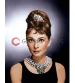 "Audrey Hepburn ""Breakfast at Tiffany's"" thumbnail 1"