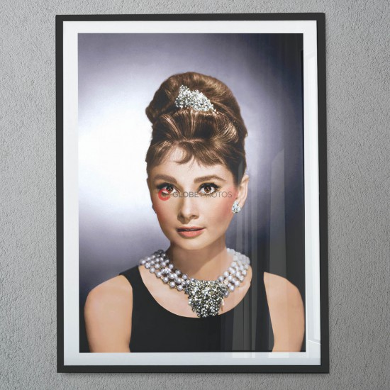 "Audrey Hepburn ""Breakfast at Tiffany's"" 2"